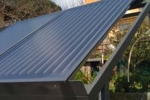 Montaggio pannelli solare